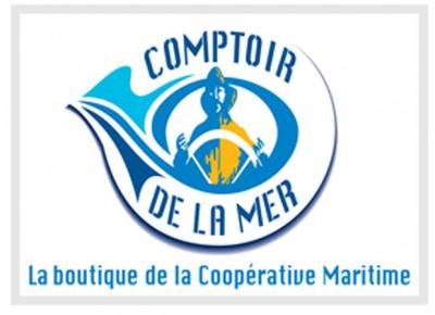 Logo Comptoir de la Mer
