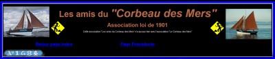 Logo Corbeau des mers